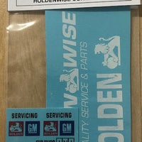 SK257 HO DECAL - HOLDENWISE CONTAINER