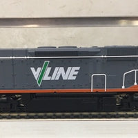 SDS Models C-Class Locomotive C509