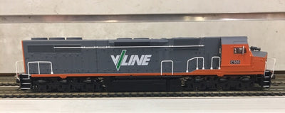 AUSPOWER C Class Locomotive C509 Victorian Rialways V/LINE (cat No APLCAP006)