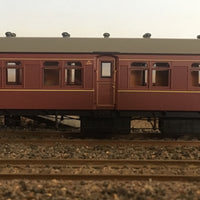 BR - RRP $155 save $20. : BR1044 1st CLASS PASSENGER CAR INDIAN RED FROM THE R Type Sets Casula Hobbies: RTR*