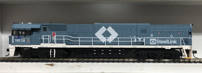 NR58 Austrains Neo: DC Powered: NR Class Locomotive: NR 58 - SteelLink NEW