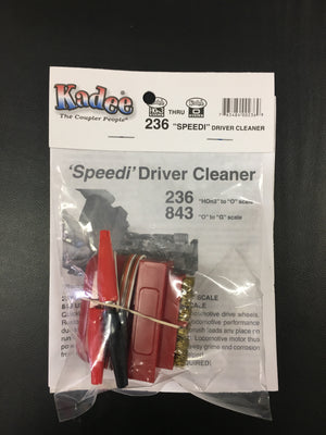 # 236 Speedi Driver Cleaner (HOn3-O) Kadee