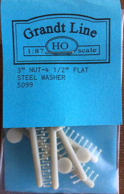 Nuts, Bolts & Washer 5099 GRANDT LINE 3