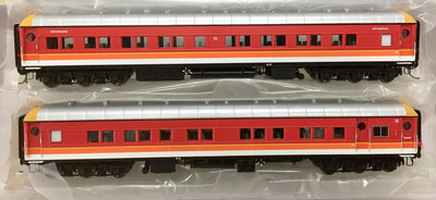SI-203a On Track Models: MFH2703 & MFA2712 NSWGR Supplementary Interurban Two Car Set CANDY