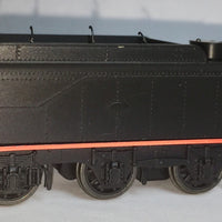 "WOMBAT MODELS : UN/NUMBERED C 30T 6 WHEEL TENDER ""SATURATED"" LOCOMOTIVE Black MODEL C30T with round (2) relief valves, on top of firebox price $450.00 ea ""Due Mid to end September 2019"""