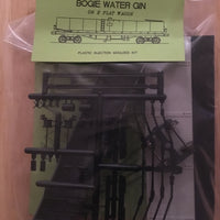 SILVERMAZ Model Railways : Bogie Water Gin HO Plastic Injection Body Kit NSWGR.