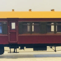 CR - RRP $150 save $15: CR1375 COMPOSITE 1st -2nd CLASS Tuscan & Russet FROM THE R Type Casula Hobbies: RTR*