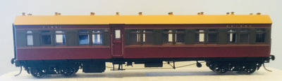 Casula Hobbies: CR1375 Composite Tuscan & Russet Single Car.