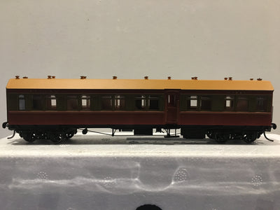 Casula Hobbies: RTR CR1372  Tuscan & Russet Single Car.