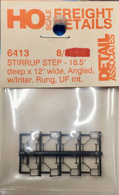 DETAIL ASS - 6413 - STIRRUP STEP - 18.5