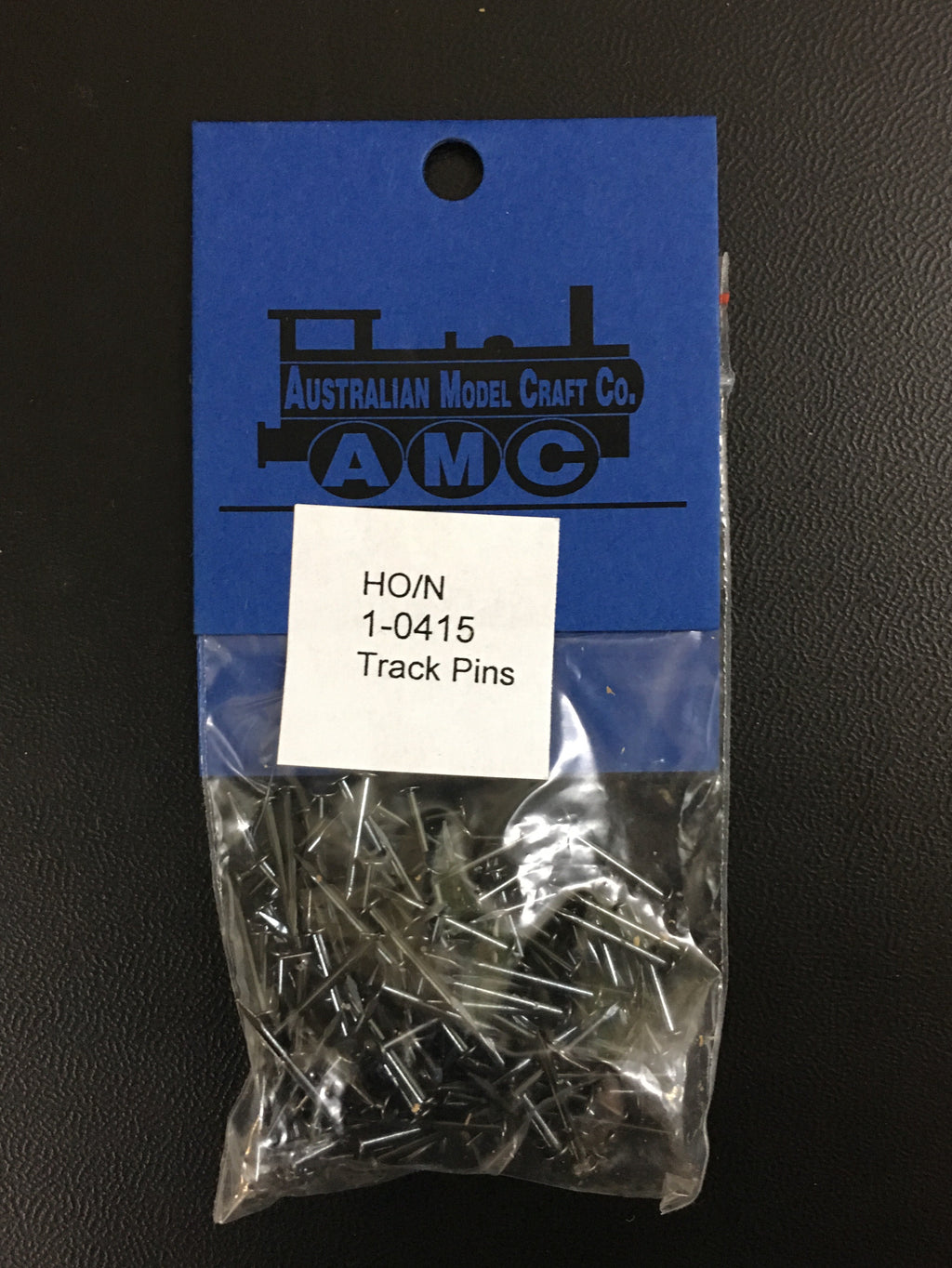01-0415 AMC:  Pack of Track Pins.
