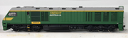 EL Class 2nd Hand AUSCISION MODELS EL 61-R FREIGHT AUSTRALIAN MODEL Green-yellow TEST RUN GOOD IN CONDITION