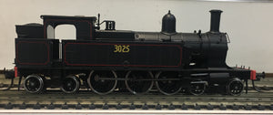 3025 - Austrains: NSWGR C30 Tank locomotive without headlight  #3025:-