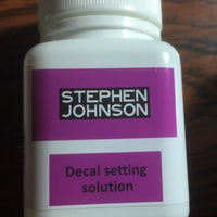 S. JOHNSON -  DECAL SETTING SOLUTION 70ml