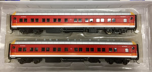 SI-203c On Track Models: MFA2714 & MFA2722 NSWGR Supplementary Interurban Two Car Set CANDY