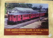 "BOOKS ; ""THE LEEDS FORGE CARS C3101 to C3150"" ROY HOWARTH & GLENN RYAN"