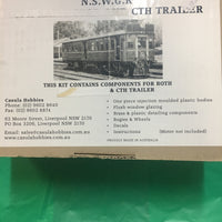 SILVERMAZ Model Railways : CTH RAILMOTOR TRAILER HO KIT NSWGR (at the same Price since 1993).
