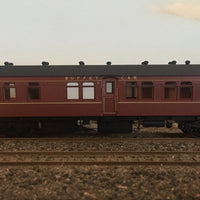 RFR 781 2nd CLASS BUFFET CAR INDIAN RED FROM THE R Type Casula Hobbies: RTR**
