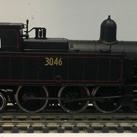 3046 - Austrains: NSWGR C30 Tank locomotive without headlight #3046: with solid steel bunker.-DISCOUNT PRICE $450 R.R.P. $595