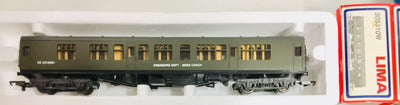 2nd BRITISH LIMA R105 ENGINEERS DEPT MESS COACH DE 2513961 2nd Hand model.