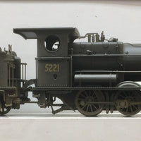 5221 Eureka Models D50 Class NON SOUND SuperHeated Steam Locomotive 5221 NB WEATHERED of the NSWGR. **