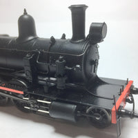 "WOMBAT MODELS : UN/NUMBERED C 30T 6 WHEEL TENDER ""SATURATED"" LOCOMOTIVE Black MODEL C30T now in stock"