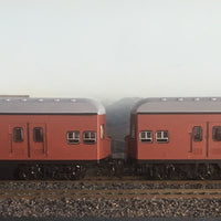 ELECTRIC SUBURBAN TRAILERS: Casula Hobbies: RTR 1964 ERA Sydney Electric Suburban Trailers: Tuscan Red; RRP $320 SPECIAL $280.00