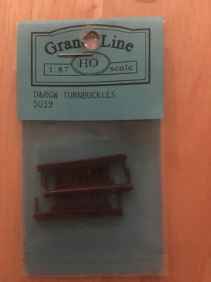 D&RGW Turnbuckles 5039