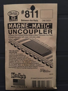 #811 O SCALE UNCOUPLER BETWEEN THE TRACK KADEE