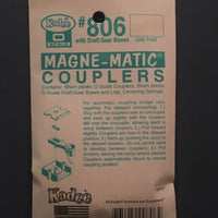 # 806 O SCALE Short Couplers