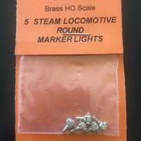 D. Ozzy Brass : Marker Lights Round #60.1