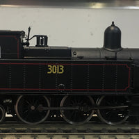 3013 - Austrains: NSWGR C30 Tank locomotive no lights with original bunker.- R.R.P.$595.00 AT DISCOUNT PRICE $450.00 each. sale to end soon.
