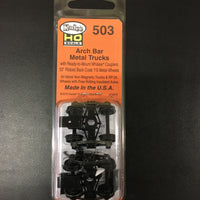 #503 ARCH BAR bogies-trucks