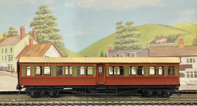 2nd FR1136 SJM POLYURETHANE NSWGR R CAR MODEL