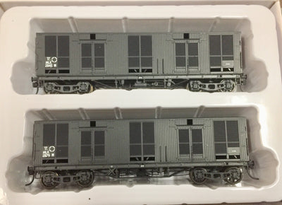 Casula Hobbies RTR: MLK TWIN PACK MLK21145 & MLK21179. MILK BOGIE GOODS VAN, NOW AVAILABLE