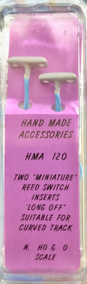 HMA 120 NEW MINI REED SWITCH INSERT PACK 0F 2.
