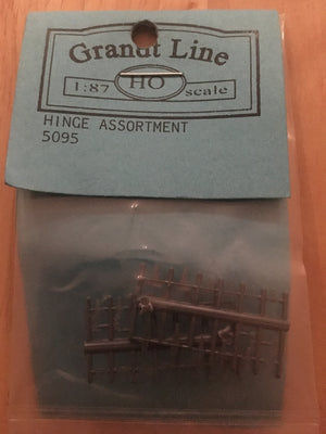 5095 Hinge Assortment HO Grandt Line
