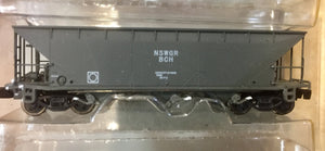 BCH Coal Hopper NSWGR Grey, 1951 onwards. Pack of 5 Hoppers, GOPHER N Scale Model