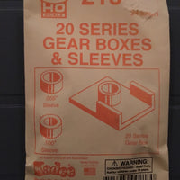#213 Gearboxes & Sleeves (HO)