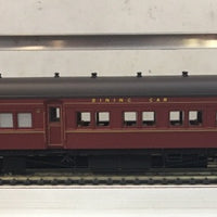 P. Eureka Models : AB92 DINING CAR INDIAN RED NSWGR 12 Wheel Passenger Car Series .