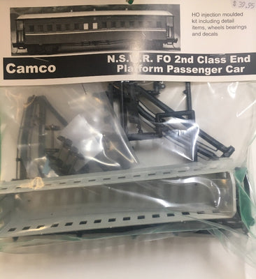 CAMCO N.S.W. HO KITS: FO 2nd