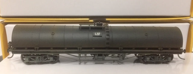 "Casula Hobbies RTR: WT BOGIE WATER GIN L 217 ""Weathered"" NSWGR. NOW IN STOCK"