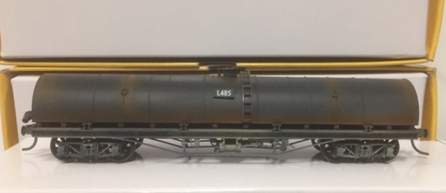 "Casula Hobbies RTR:  WT BOGIE WATER GIN L 485 ""Weathered"" NSWGR."