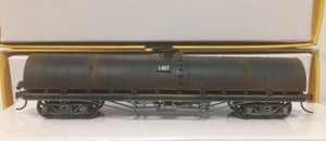 "WT L485: Casula Hobbies RTR:  WT BOGIE WATER GIN L 485 ""Weathered"" NSWGR.  $110ea save $15, $95ea"