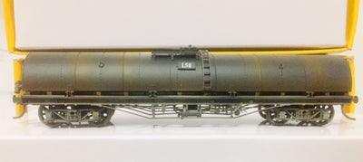 Casula Hobbies RTR: WT BOGIE WATER GIN L 58
