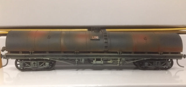 "WT L790 : Casula Hobbies RTR:  WT BOGIE WATER GIN L 790 ""Weathered"" NSWGR. $110ea save $15, $95ea"