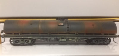 Casula Hobbies RTR: WT BOGIE WATER GIN L790