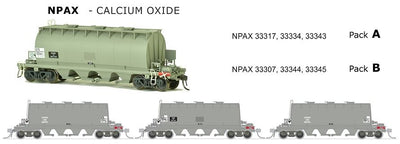ARX SDS Models: NPAX: Calcium Oxide: PACK B.. *