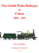 "BOOKS ; Eveleigh Press : ""NSW Railways in COLOUR 1855-1957"" now available"