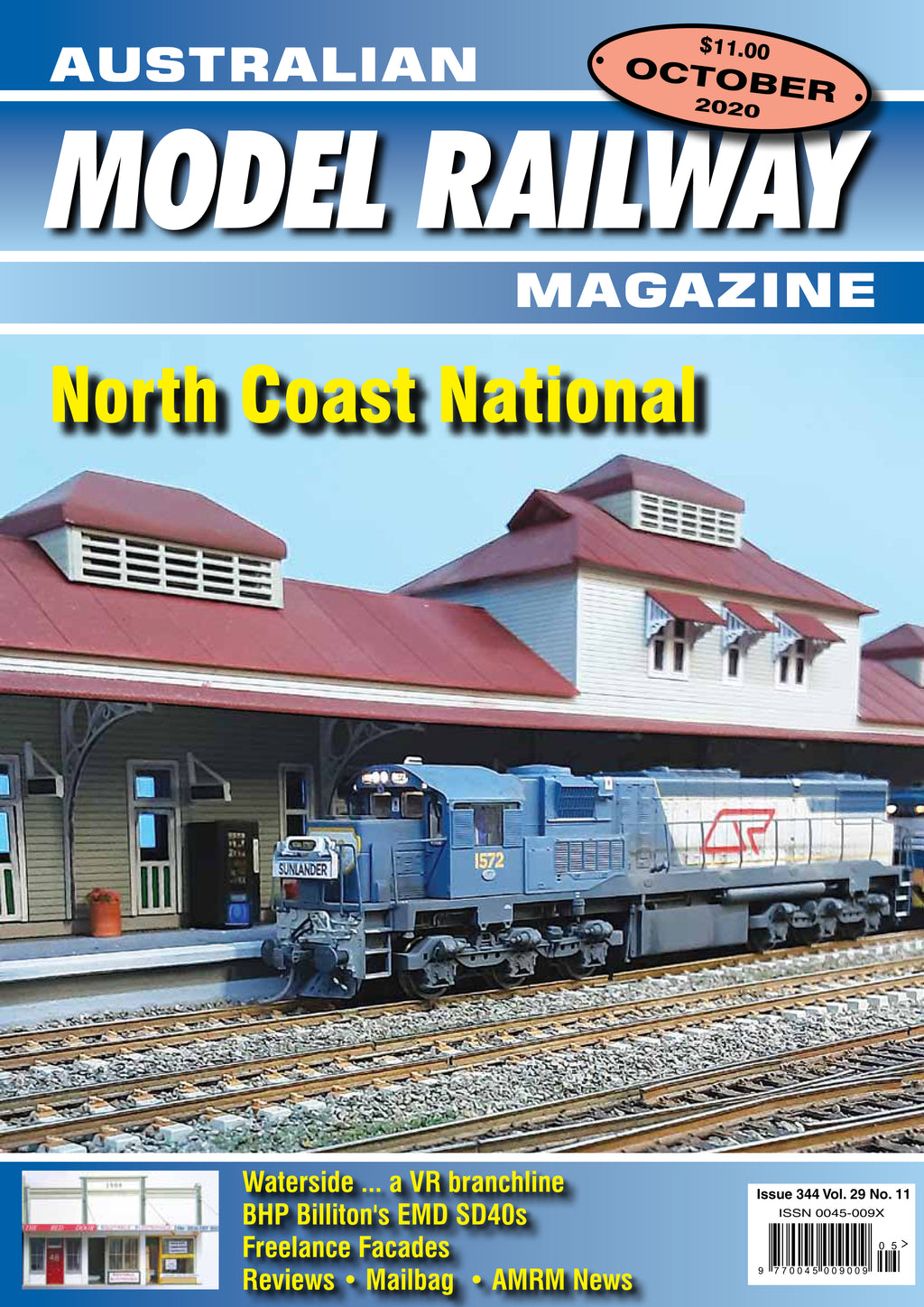 AMRM OCT 2020  Australian Model Railway Magazine